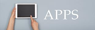 名刺作成アプリのイメージ